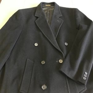 Gianfranco Ruffini Cashmere blend Coat size 42